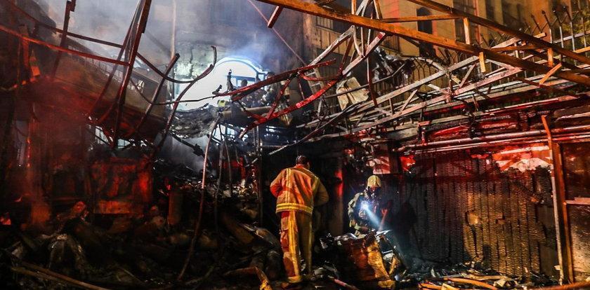 Eksplozja gazu w klinice w Teheranie. Dziewiętnaście osób poniosło śmierć
