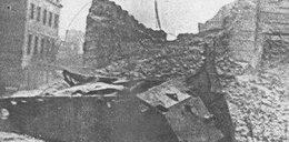 76 lat temu wybuchł czołg pułapka