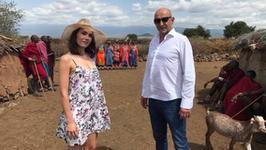 """""""Botoks"""": Patryk Vega z ekipą w Afryce"""