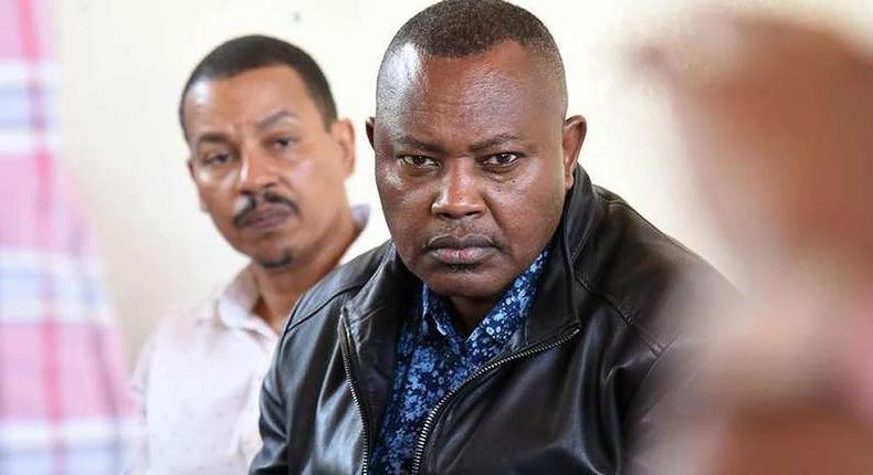 DCI boss George Kinoti. DCI has arrested the crew of a bus belonging to ZAMZAM SACCO that has been invlved in the death of two passengers on separate dates