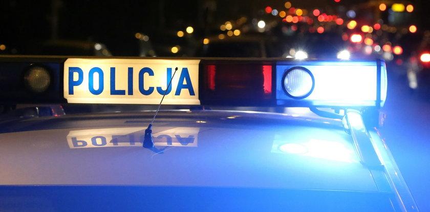 Zboczeniec napadł na nastolatkę w centrum Krakowa