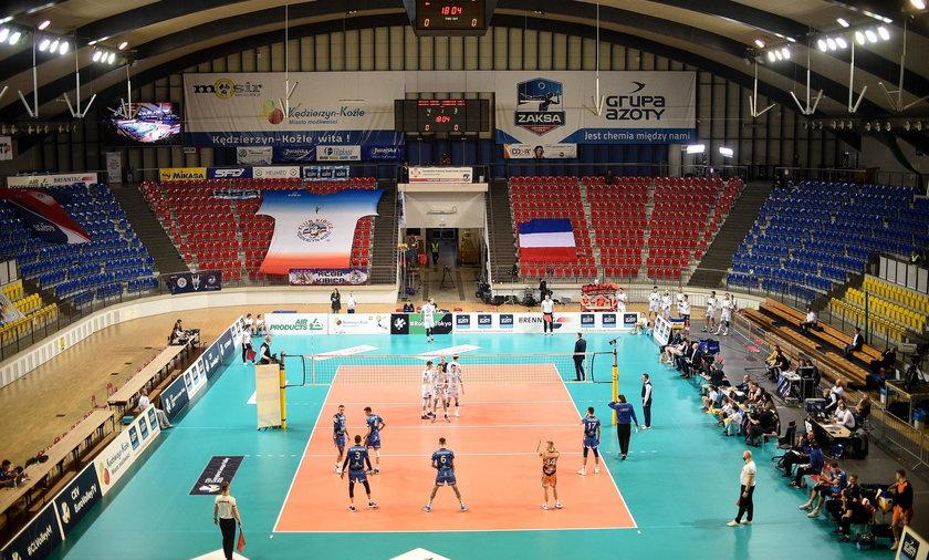 ZAKSA Kędzierzyn Koźle Kuzbass Kemerovo Liga Mistrzów CEV