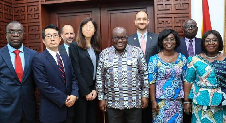 Ghana receives $1 billion as Christmas gift from MCC