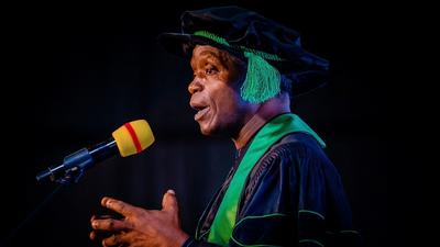 Osinbajo believes that young people will solve Nigeria's problems