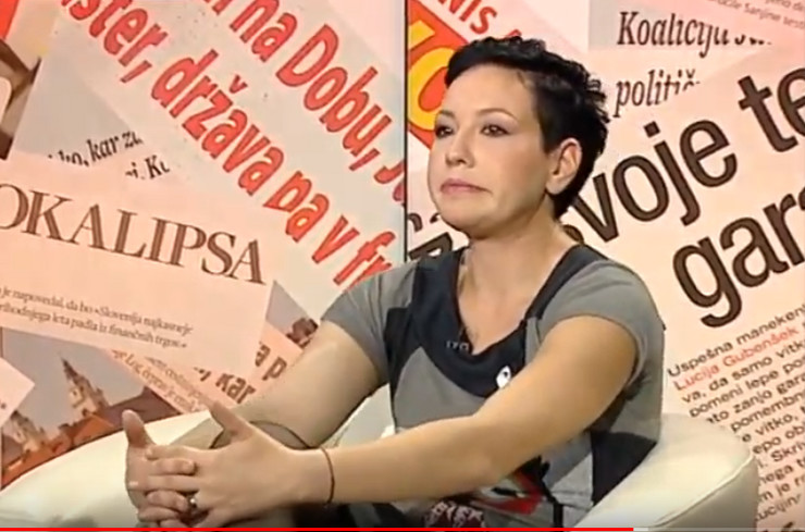 Lucija Mlinarič