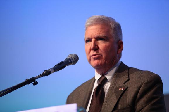 Kajl Skot, ambasador SAD
