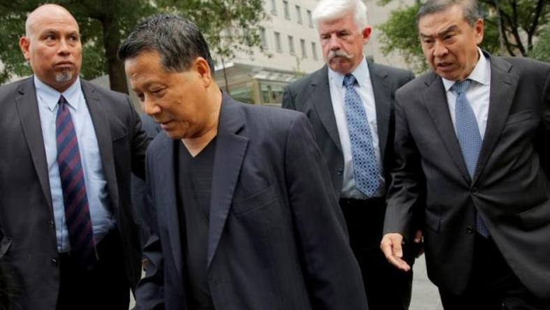 U.S. prosecutors link Chinese officials to U.N. bribe case