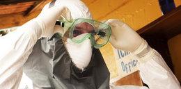 W szpitalu pierwszy chory z podejrzeniem Eboli