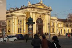 Sat na glavnoj železničkoj stanici