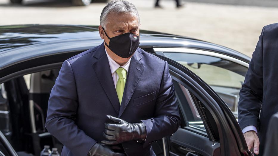Orbán miniszterei közül többen karanténba kerültek, de a kormányfő nem érintkezett velük /Fotó: MTI EPA