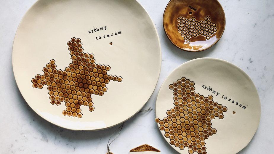 Polscy projektanci wspierają pszczoły