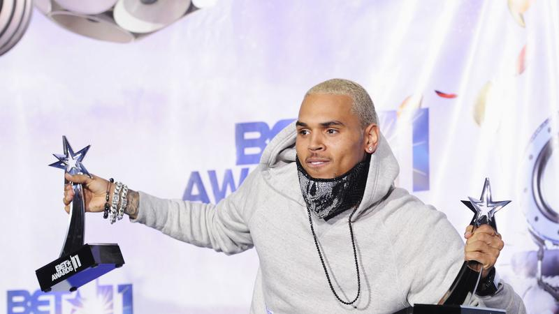 Chris Brown (fot. Getty Images)