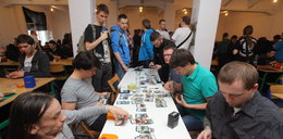 Miłośnicy gier spotkali się na turnieju