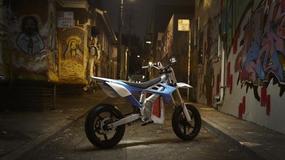 Elektryczne motocykle są coraz lepsze