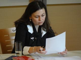 Monika Zbrojewska - wiceminister w spódnicy