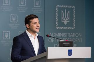 Prezydent Zełenski w rocznicę referendum na Krymie: Przywrócić Ukrainie, co ukraińskie