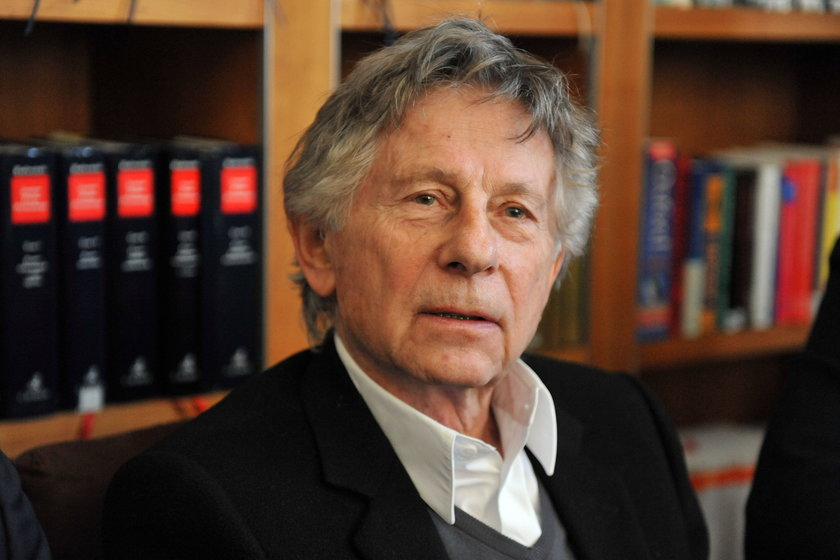 Roman Polański w styczniu 2015