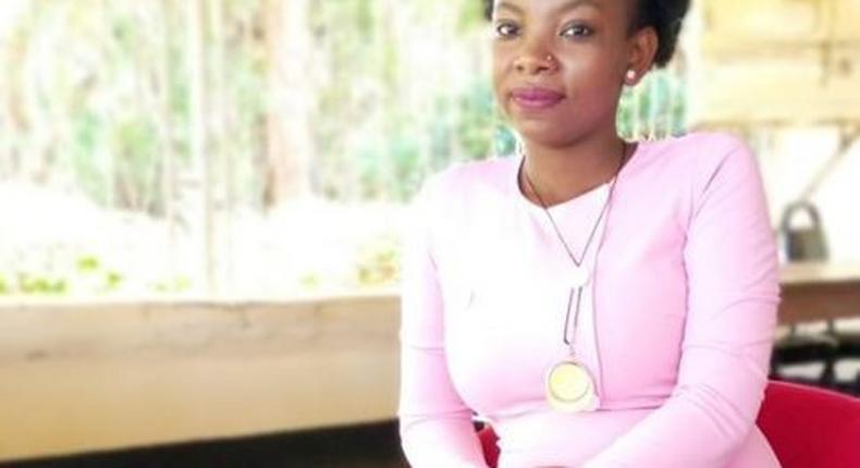 File image of slain Prison warder Pauline Wangari