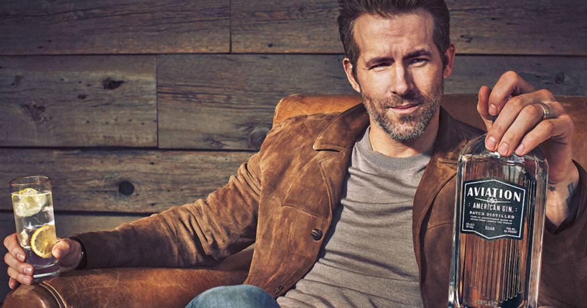 Ryan Reynolds schreibt Amazon-Bewertung für seinen eigenen Gin – und sie ist so verdammt witzig