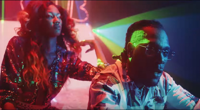 Burna Boy releases video for, 'Omo'