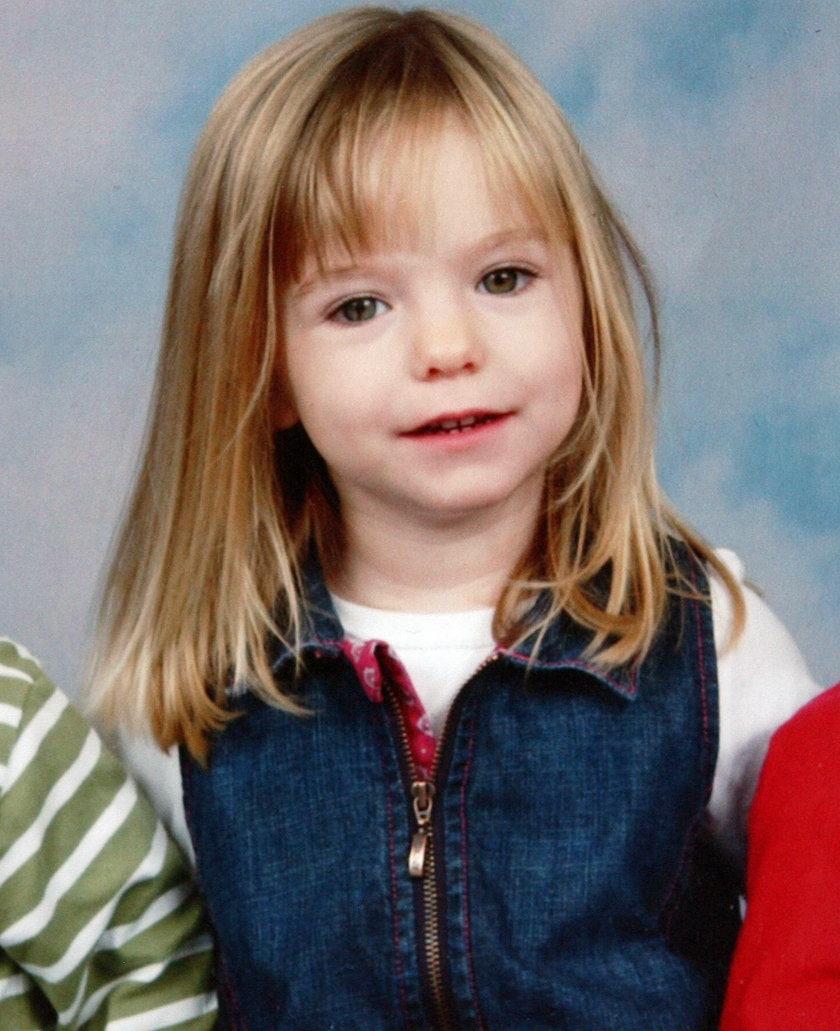 Madeleine McCann zaginęła w maju 2007 roku