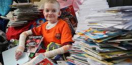 """13-latek """"ma dosyć życia"""" przez potworną chorobę. Pomogli mu ludzie z całego świata"""