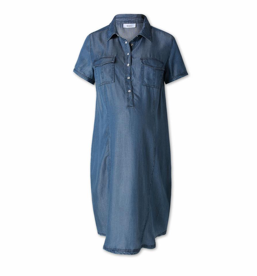 fe08d91511 Sukienki ciążowe na lato. 10 ciekawych propozycji dla kobiet z ...