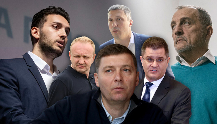 politicari kombo RAS Tanjug Andrija Vukelic vladimir zivojinovic