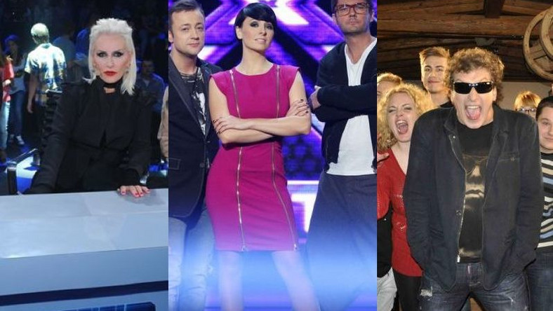 """Must be the music"", ""X Factor"", ""Bitwa na głosy"""