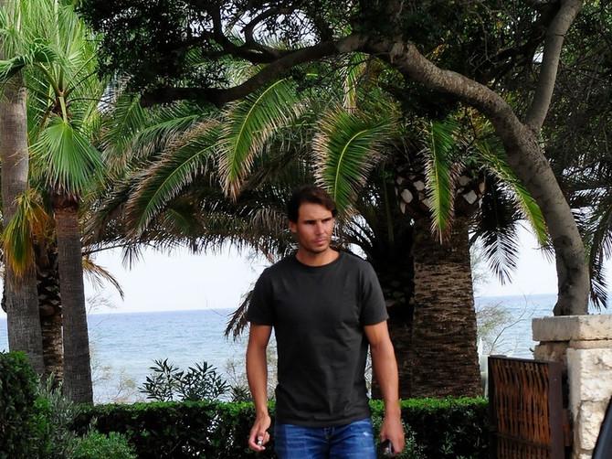 Nadal je stigao na VENČANJE i gostima zabranio JEDNU STVAR: Ko se drzne da ovo uradi moraće da plati kaznu 50.000 evra