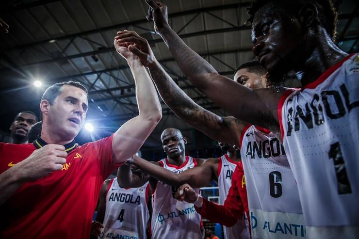 Košarkaška reprezentacija Angole