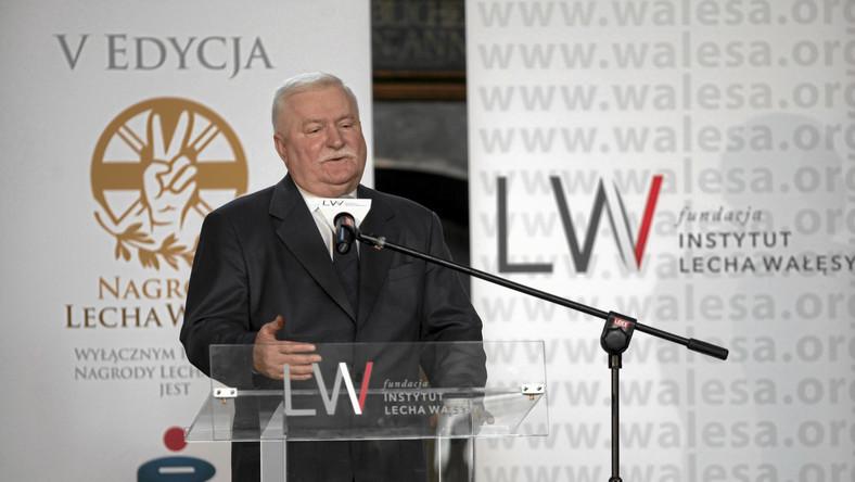 Wałęsa atakuje Krzywonos i Borusewicza
