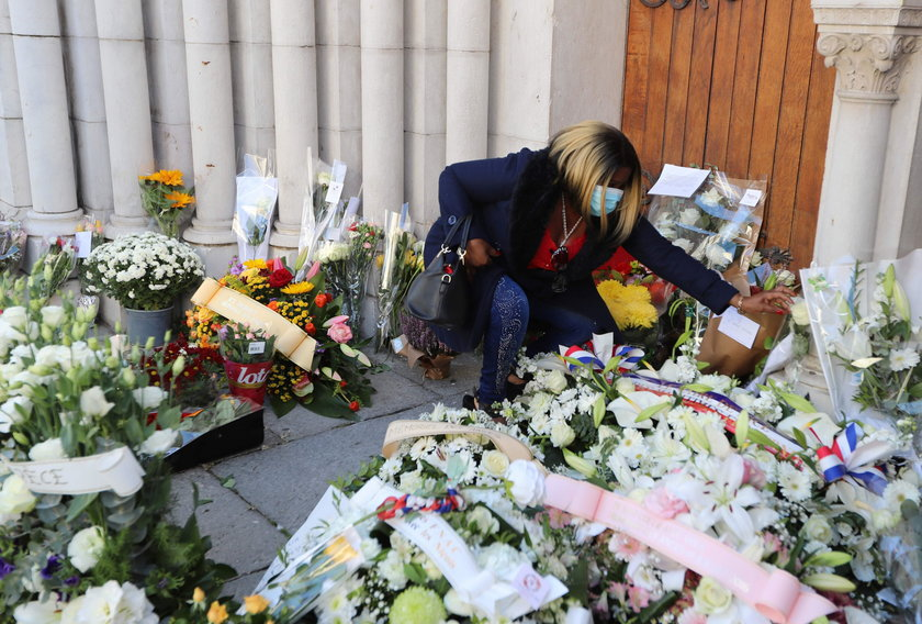 Francja: zamach terrorystyczny w katedrze w Nicei. Kim jest zamachowiec?