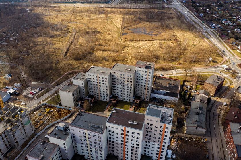 Za 7 mln zł powstanie miejski park między Bogucicami a Dąbrówką Małą w Katowicach