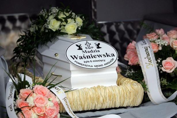 Pogrzeb Magdy z Sosnowca