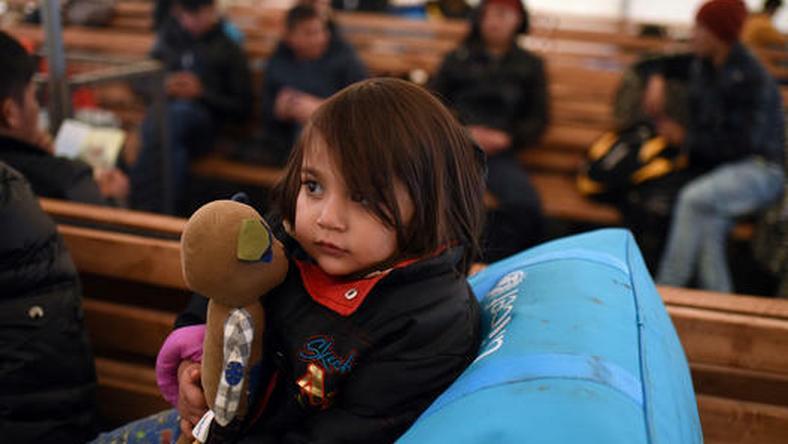 UNICEF wraz z UNHCR uruchamiają specjalne ośrodki wsparcia dla dzieci i ich rodzin