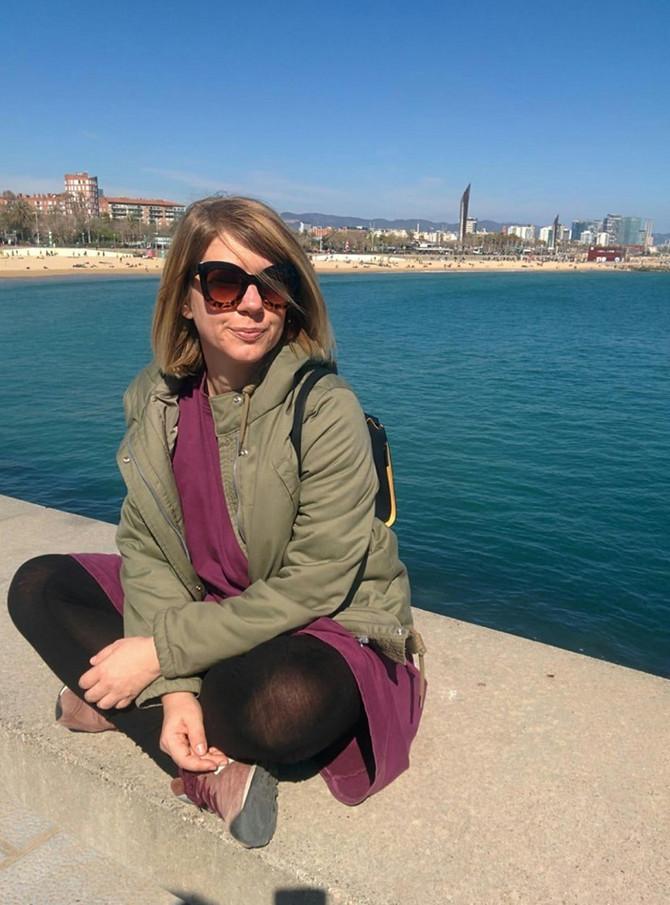 Ana u Barseloni