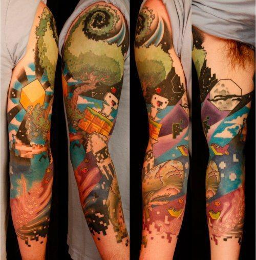 Najciekawsze Tatuaże Spoko Galeria