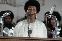 Amazing Grace - Aretha Franklin - zwiastun
