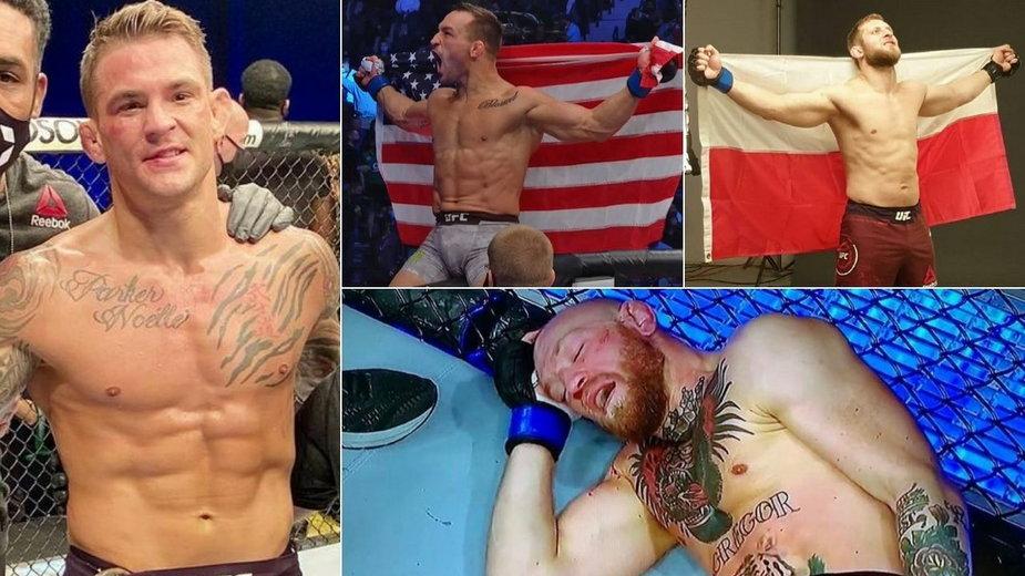 Obnażony McGregor, diamentowy Poirier i eksplozywny Chandler, czyli jak zapamiętamy UFC 257?