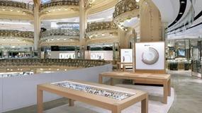 Apple zamyka stoiska z Apple Watch