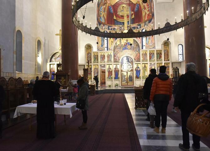 Pravoslavni vernici slave sutra Krstovdan