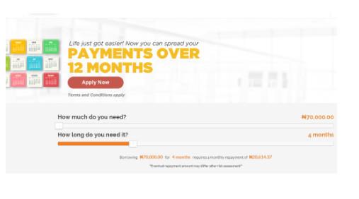 Zedvance lending platform