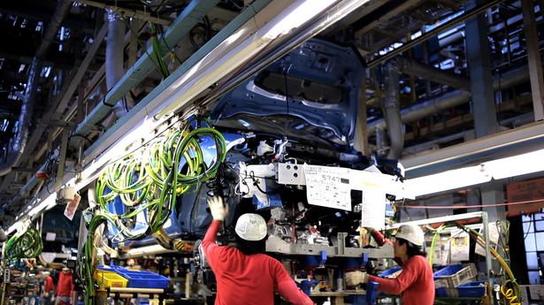 Nissan Leaf – Taśma montażowa