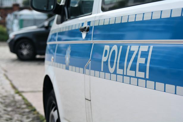 Policja poinformowała, że skierowała na miejsce wszystkie dostępne siły