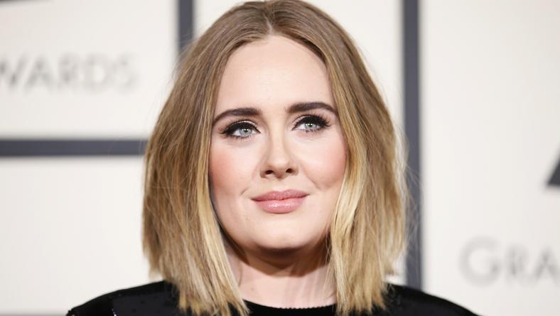 Znalezione obrazy dla zapytania Adele