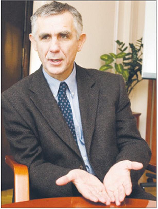 Maciej Grabowski wiceminister finansów Fot. Archiwum