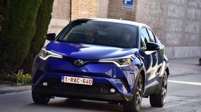 Toyota C-HR - model tak ważny, jak Corolla | TEST