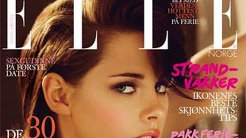 Zobacz Kristen Stewart w stylu retro