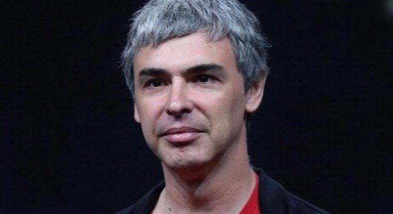 Google CEO, Larry Page